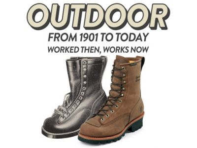 These (Chippewa) Boots Are Made for Walking…Hiking…Working