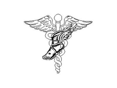 Podiatric Medicine Symbol