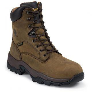 Chippewa wide work boot