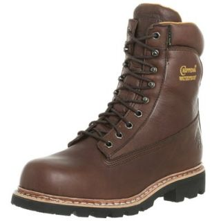 Chippewa 8 in waterproof 400 gram thinsulate work boot