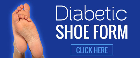 Diabetic Shoe Form
